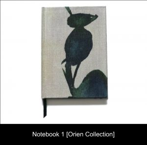 Floral Notebook 1