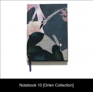 Floral Designs; Notebook 10 [Orien Collection]