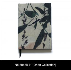 Floral Designs; Notebook 11 [Orien Collection]