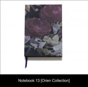 Floral Designs; Notebook 13 [Orien Collection]
