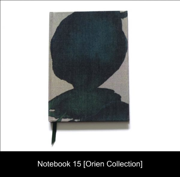 Floral Designs; Notebook 15 [Orien Collection]