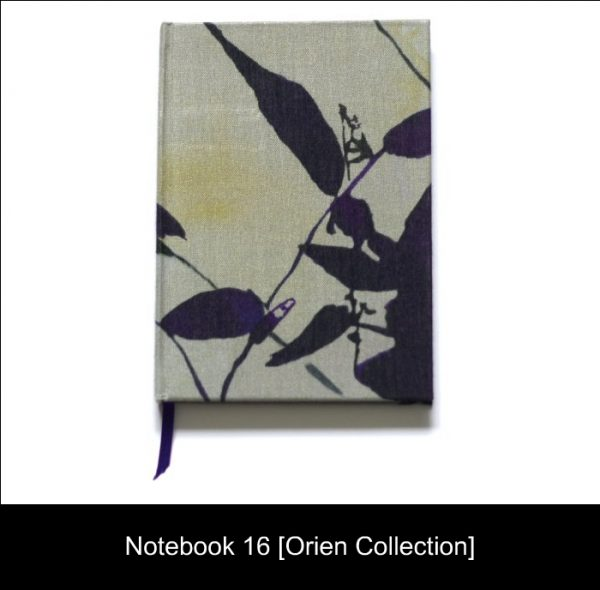 Floral Designs; Notebook 16 [Orien Collection]