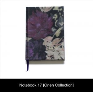 Floral Designs; Notebook 17 [Orien Collection]