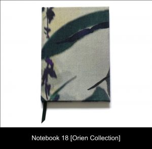 Floral Designs; Notebook 18 [Orien Collection]