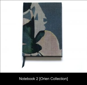 Floral Notebook 2