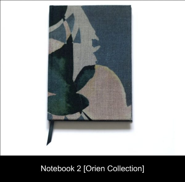 Floral Designs; Notebook 2 [Orien Collection]