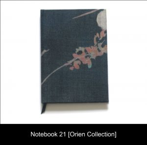 Floral Designs; Notebook 21 [Orien Collection]