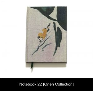 Floral Designs; Notebook 22 [Orien Collection]