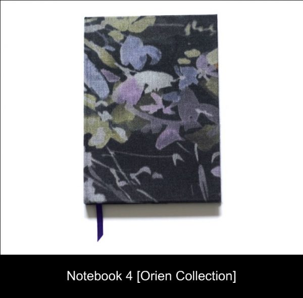 Floral Designs; Notebook 4 [Orien Collection]