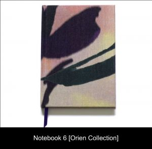 Floral Designs; Notebook 6 [Orien Collection]