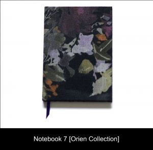 Floral Designs; Notebook 7 [Orien Collection]