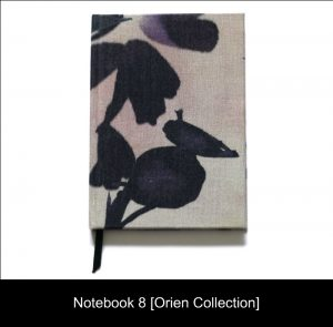 Floral Designs; Notebook 8 [Orien Collection]
