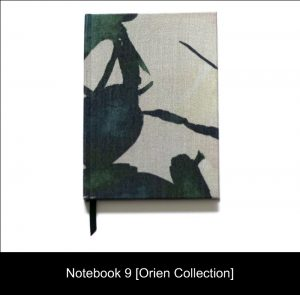 Floral Designs; Notebook 9 [Orien Collection]