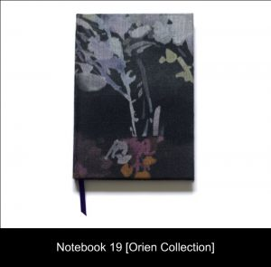 Floral Notebook 19